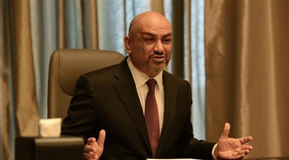وزير الخارجية اليمني خالد اليماني (أرشيف)