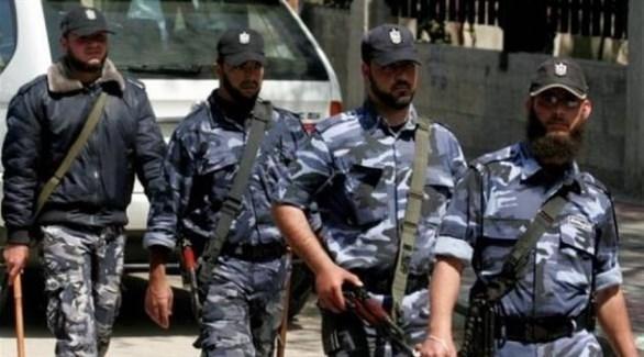 أفراد من أمن حماس (أرشيف)