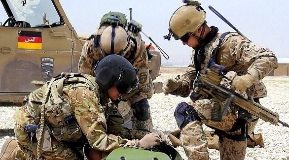 جنود من القوات الألمانية في أفغانستان (أرشيف)