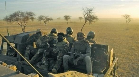 عناصر من جيش تشاد (أرشيف)