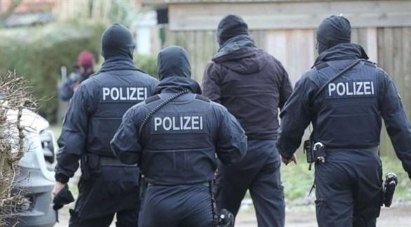 عناصر الأمن الألماني (أرشيف)
