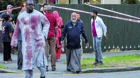 حادث نيوزيلندا الإرهابي (أرشيفية)