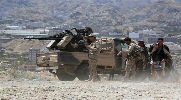 جنود من الجيش اليمني في الضالع (أرشيف)