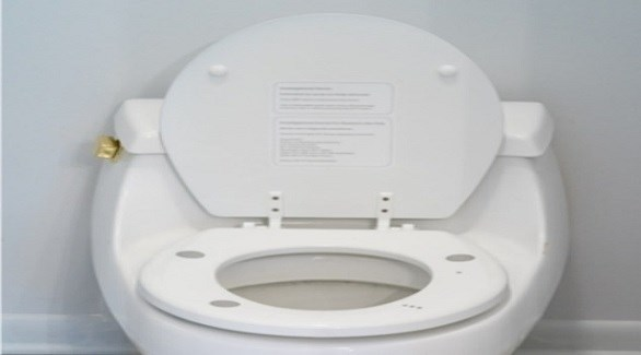 مقعد مرحاض يقس المؤشرات الحيوية للمرضى (ديلي ميل)