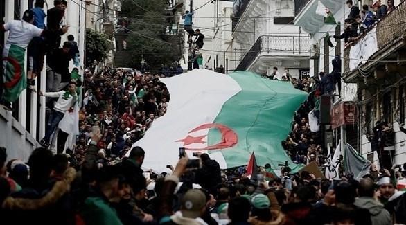 مظاهرات للمعارضة الجزائرية (أرشيف)