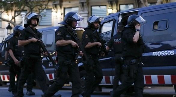 عناصر من شرطة المغرب (أرشيف)