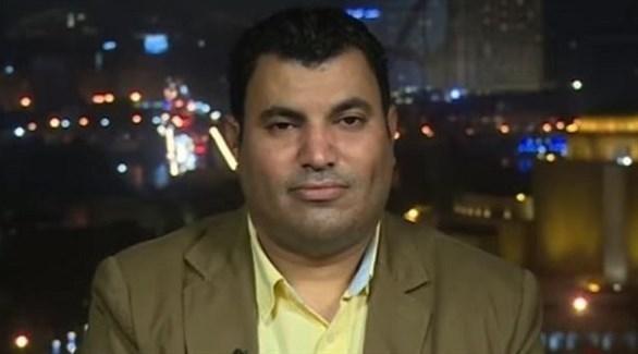 المحلل السياسي اليمني وضاح الجليل (أرشيف)