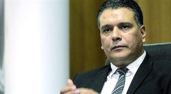 الأمين العام للحزب الحاكم في الجزائر معاذ بوشارب (أرشيف)