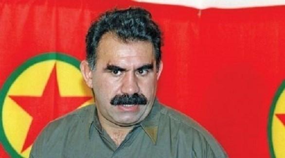 الزعيم الكردي التاريخي عبدالله أوجلان (أرشيف)