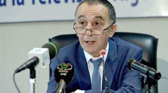 المدير العام للتلفزيون الجزائري المُقال توفيق خلادي (أرشيف)