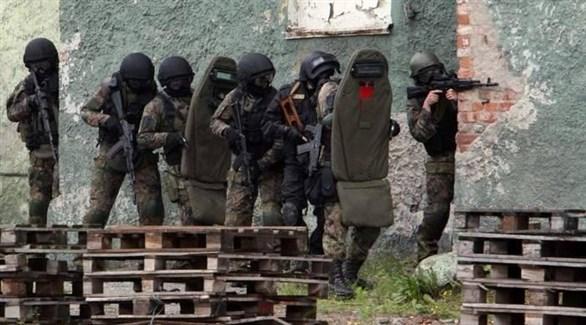 قوات الأمن الروسي (أرشيف)