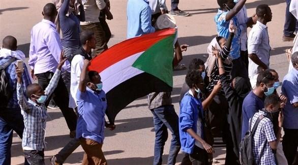 متظاهرين سودانيين في الخرطوم (أرشيف)