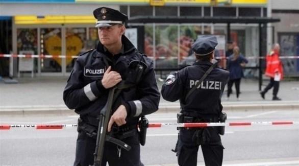 عناصر الأمن الألمانية (أرشيف)