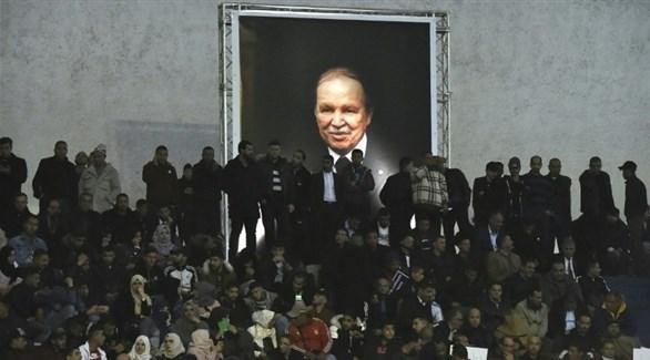 تجمع لجبهة التحرير الوطني حزب الرئيس بوتفليقة (أرشيف)