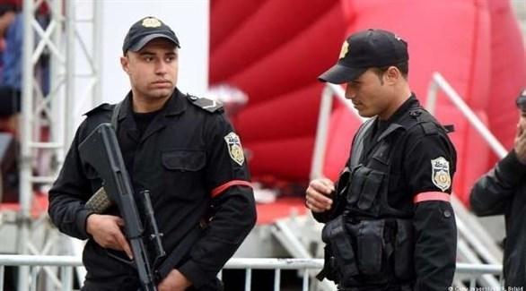 عناصر من الشرطة التونسية (أرشيف)