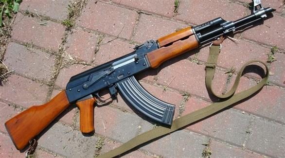 سلاح كلاشنيكوف (أرشيف)