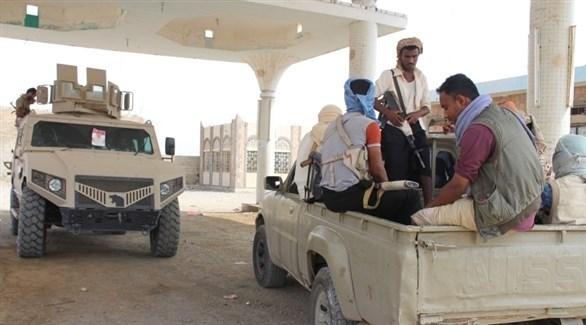 قوات الحزام الأمني والمقاومة اليمنية (أرشيف)