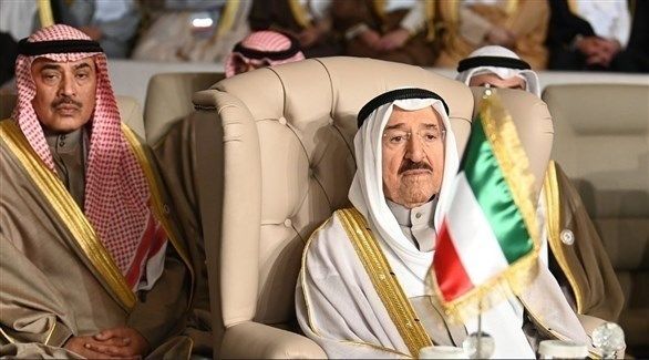 أمير الكويت الشيخ صباح الأحمد الجابر الصباح (تويتر)