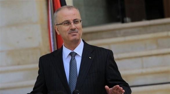 رئيس حكومة تسيير الأعمال الفلسطينية رامي الحمدالله (أرشيف)