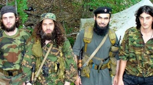 مقاتلون أجانب في تنظيم داعش الإرهابي (أرشيف)