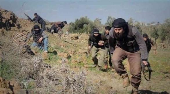 مسلحون من فصائل المعارضة السورية في إدلب (أرشيف)