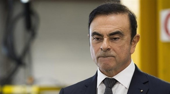 الرئيس السابق لشركة نيسان كارلوس غصن (أرشيف)