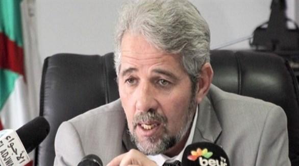 وزير الفلاحة الجزائري السابق سيدي فروخي (أرشيف)