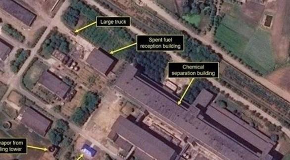 مجمع يونغبيون النووي في كوريا الشمالية (أرشيف)