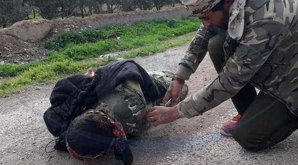 القبض على انتحاري داعشي (من المصدر)