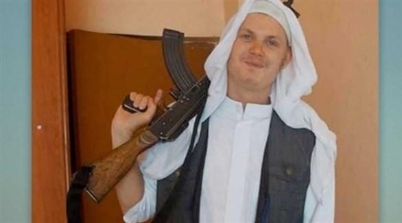 الداعشي السويدي ميشل سكرومو (أرشيف)