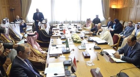 اجتماع لجنة التصدي للتدخلات الإيرانية في الدول العربية (من المصدر)