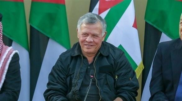 ملك الأردن عبدالله الثاني (الديوان الهاشمي)