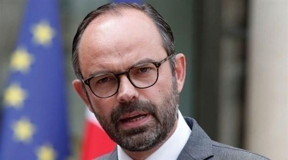 رئيس الوزراء الفرنسي إدوار فيليب (أرشيف)