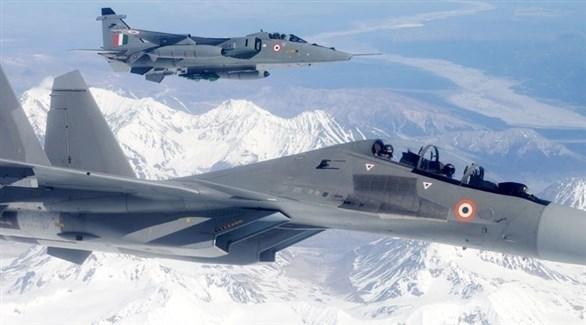 طائرات حربية هندية (أرشيف)