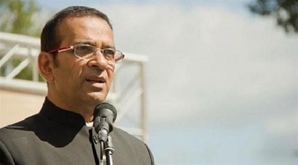 السفير الهندي في باكستان أجاي بيساريا (أرشيف)
