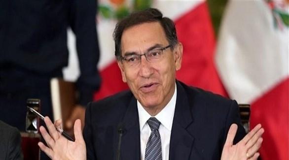 رئيس الوزراء البيروفي سيزار فيلانويفا (أرشيف)