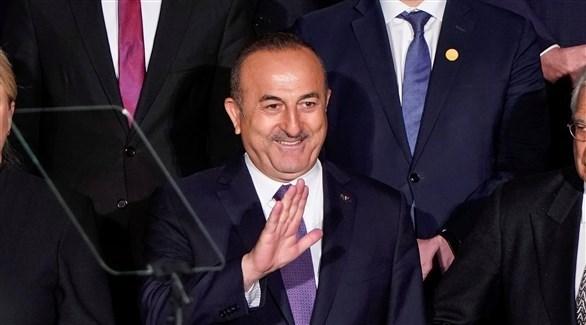 وزير الخارجية التركي مولود تشاوش أوغلو (رويترز)