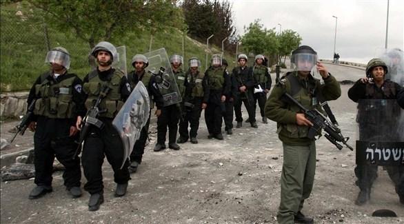 عناصر من جيش الاحتلال الإسرائيلي (أرشيف)