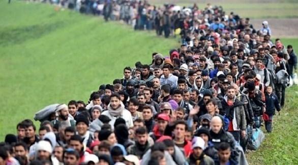 مهاجرون (أرشيف)