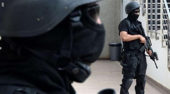 عناصر من الأمن المغربي (أرشيف)