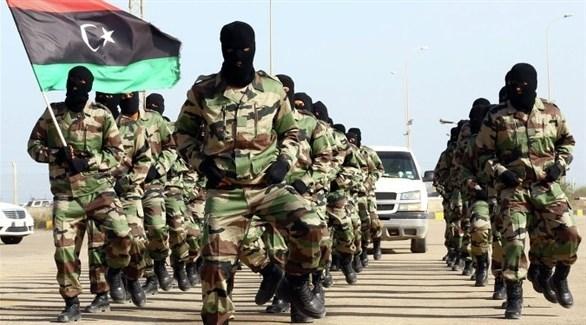 قوات خاصة من الجيش الوطني الليبي (أرشيف)