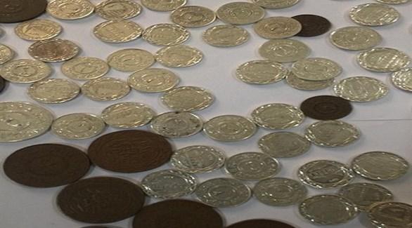 عملات وأموال تابعة لداعش (السومرية)