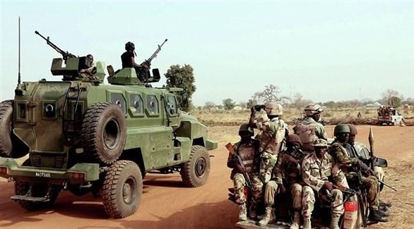 عناصر من الجيش النيجيري (أرشيف)