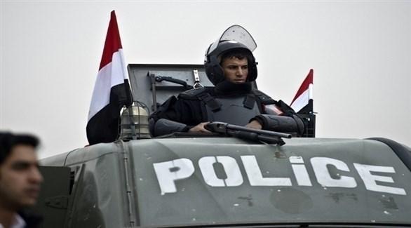 الشرطة المصرية (أرشيف)