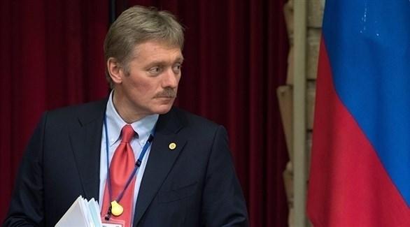 المتحدث باسم الكرملين دميتري بيسكوف (أرشيف)