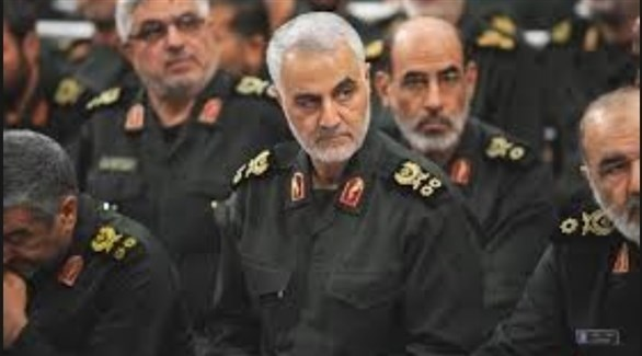 قائد فيلق القدس في الحرس الثوري الإيراني قاسم سليماني (أرشيف)