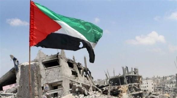 منازل مدمرة في غزة (أرشيف)