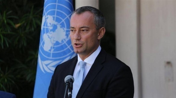 منسق عملية السلام في الأمم المتحدة نيكولاي ميلادينوف (أرشيف)
