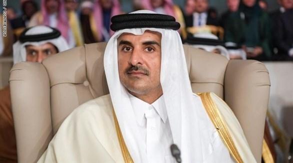 أمير قطر الشيخ تميم بن حمد (أرشيف)