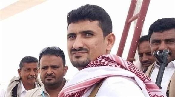 القيادي الحوثي مالك ثواب (المشهد اليمني)